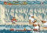 Top Hunter: Roddy & Cathy Neo Geo Beware the snow monsters