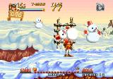 Top Hunter: Roddy & Cathy Neo Geo Carrying a snowman