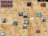 Backpacker Windows London map