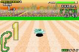 F-Zero: Maximum Velocity Game Boy Advance Congratulations! Race completed in the main position!