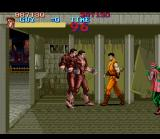 Final Fight Guy SNES A public bathroom is a weird place to fight. Or not?