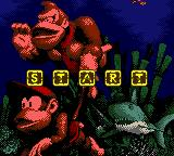 Donkey Kong Country Game Boy Color And this is the second part. Press START!