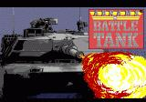Abrams Battle Tank Genesis Title screen