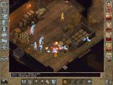 Baldur's Gate II: Shadows of Amn Windows Our party's ruining the business of some slavers.