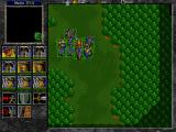 Warcraft II: Beyond the Dark Portal DOS Notice the elvish hero -  they had Warcraft 3 coming...