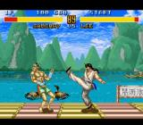 Fighter's History SNES Whack!