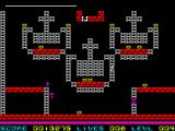 Lode Runner ZX Spectrum Climb on ladders and reach higher places