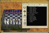 Chessmaster 9000 Windows If you're moderately skilled at chess, the Chessmaster offers lessons, drills, and other activities to help you improve your game.