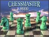 Chessmaster 9000 Windows Splash screen