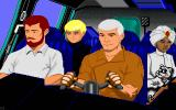 Jonny Quest: Curse of the Mayan Warriors DOS The cast: Team Quest
