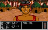 Jonny Quest: Curse of the Mayan Warriors DOS Jonny can talk to indigenes and other characters.