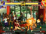 The King of Fighters '95 Neo Geo Some moves like this are sufficient to the opponent goes to fry!