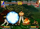 The King of Fighters '95 Neo Geo The more distant, better for you energy meter!
