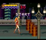 Final Fight 2 SNES In this bonus stage, you must break all drumcans in the way. But be fast!