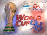 World Cup 98 Windows main title