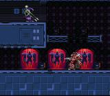 Metal Warriors SNES Single Player Meets Gunner