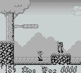 Astérix Game Boy First encounter with a Roman