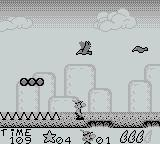 Astérix Game Boy Beware of the birds!