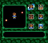 Sylvan Tale Game Gear The hero can take 6 different forms ...