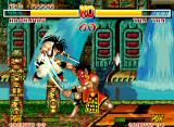 Samurai Shodown Neo Geo Is it perforation time?