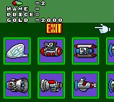 Fantasy Zone  Game Gear The shop