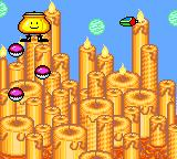 Fantasy Zone  Game Gear Stage 2 enemy target
