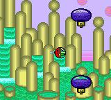 Fantasy Zone  Game Gear Stage 4 enemy target