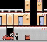 Elevator Action EX Game Boy Color Oh oh. This looks bad
