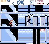 Elevator Action EX Game Boy Color Boss