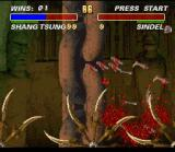 Ultimate Mortal Kombat 3 SNES It's party! Blood and bones to give and sell!