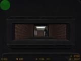 Counter-Strike: Condition Zero Windows The view from behind the new riot shield