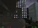 Counter-Strike: Condition Zero Windows At the top of a skyscrapper trying to take down a nuke-wielding madman