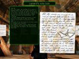 Traitors Gate 2: Cypher Windows A torn diary offers cryptic clues...