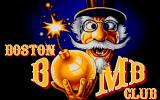 Boston Bomb Club Atari ST Title