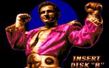 Panza Kick Boxing Atari ST Swap disk screen