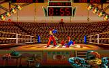 Panza Kick Boxing Atari ST Now, fight better JC Van Damme !