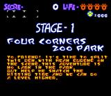 Chester Cheetah: Too Cool to Fool SNES Stage 1 explanation