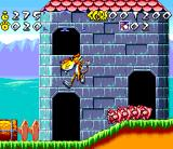 Chester Cheetah: Wild Wild Quest SNES Castle, crawling centipedes...
