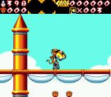 Chester Cheetah: Wild Wild Quest Genesis On a ship