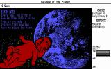 Balance of the Planet DOS ...effects the birth rate,...