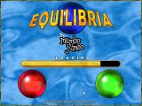 Equilibria Windows Title screen