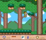 Doraemon 2: Nobita no Toys Land Daibōken SNES Doraemon's wife is good at jumping