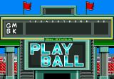 Baseball Stars Professional Neo Geo Let's play ball