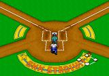 Baseball Stars Professional Neo Geo Looks like a foul ball