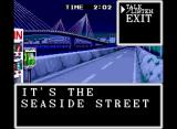 Riding Hero Neo Geo Seaside Street (Story mode)