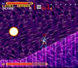 Super Valis IV SNES Somebody is throwing large fireballs at me...