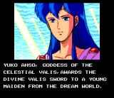 Super Valis IV SNES Yuko, the heroine of the previous Valis games