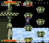 Super Valis IV SNES Jumping on heads