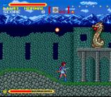 Super Valis IV SNES This is Babylon. Fire-spitting dragons are nothing out of ordinary there