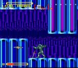 Super Valis IV SNES Killed by a green warrior
